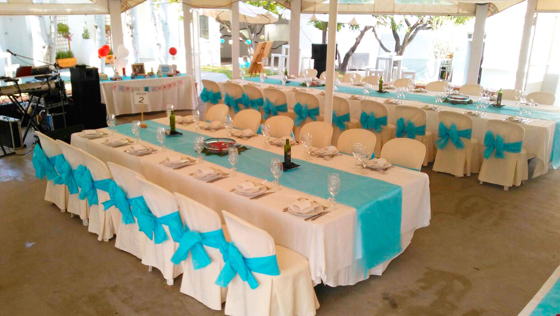 CATERINGS Y EVENTOS